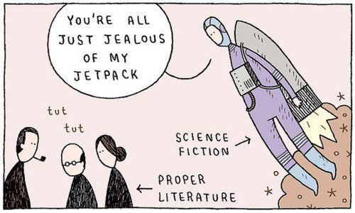 © The fantastic Tom Gauld