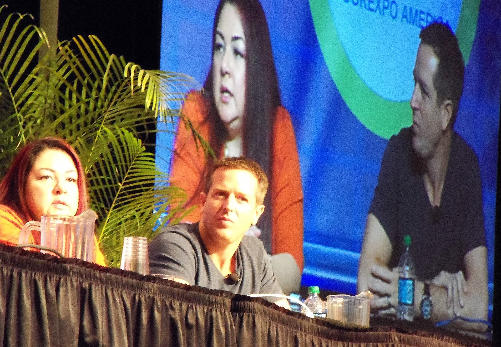 Bestselling Entrepreneurial Authors Sylvia Day And Hugh Howey Take  Questions At Idpf's Digital Book