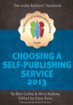 Choosing a Self-Publishing Service