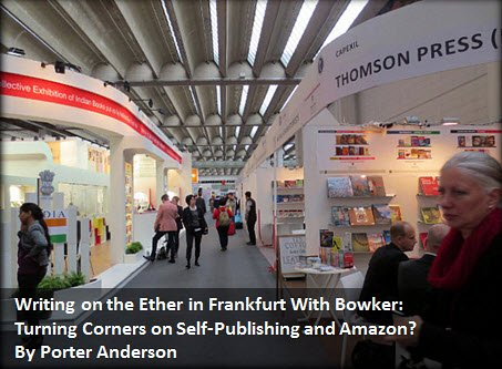 A corner in Frankfurt Hall 8.0 near Random House - pa - texted story image