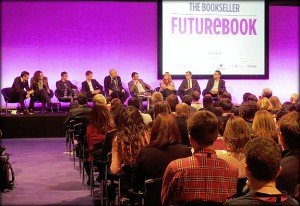 "The ""Big Ideas Session"" at The Bookseller's FutureBook Conference 2013. Photo: Porter Anderson"
