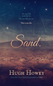 """The """"Sand"""" omnibus cover is by Jason Gurley of Portland"""