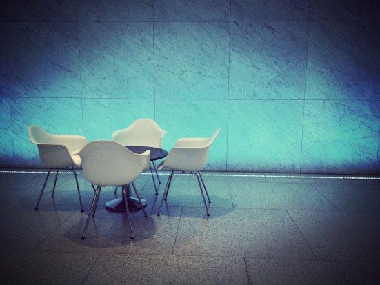 Danger of writing groups