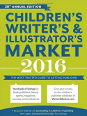 Cover to the Children's Writer's & lllustrator's Market 2016