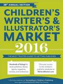 Cover to the Children's Writer's & lllustrator's Market 2016