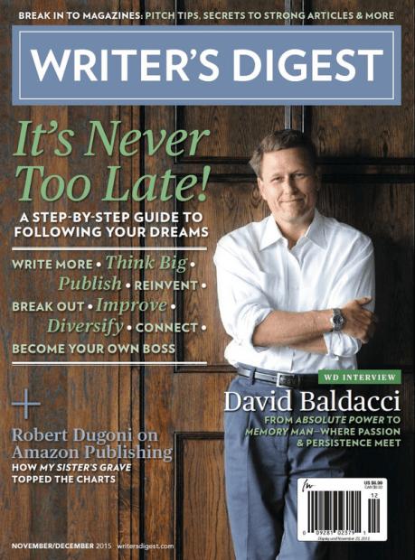 Writer's Digest Nov/Dec 2015