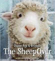 The cover for Sweet Pea & Friends: The SheepOver