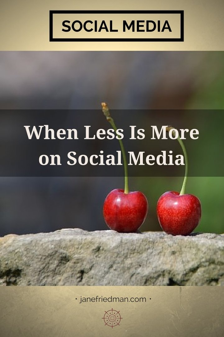 """""""Marketing in this day and age is about knowing who your audience is, understanding where the best spots to find them are, and going narrow with the best channels for optimum results. If you want maximum results... less is more."""" -Chris Syme, social media expert"""