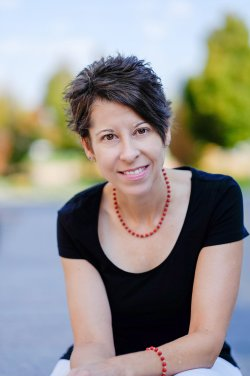 A headshot of agent Kristin Nelson