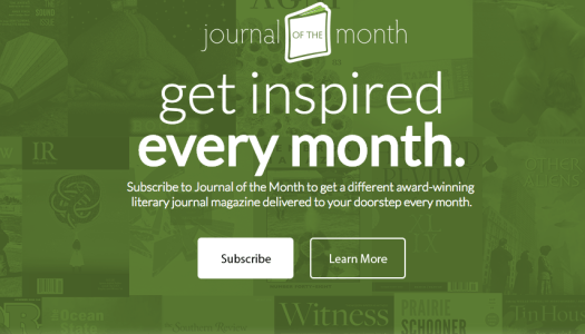 Journal of the Month