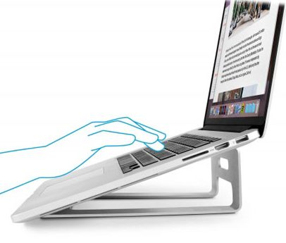Parc Slope laptop stand