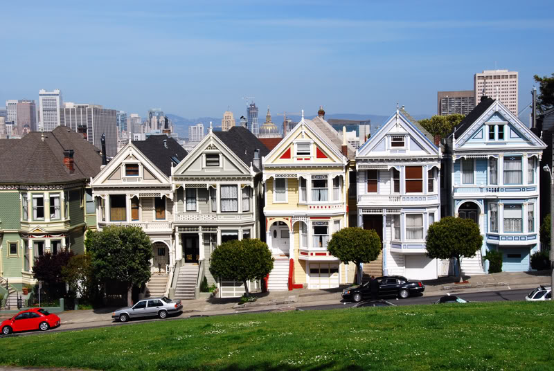 San Francisco Homes Hit Milliondollar Median Milestone