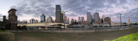 Brisbane Panorama Skyline