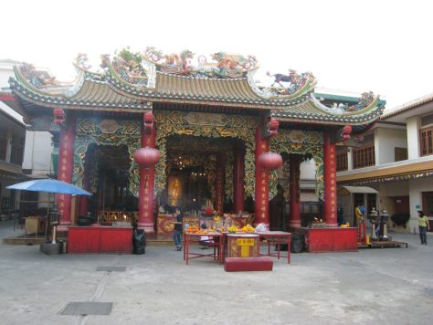 Chinatown Tempel