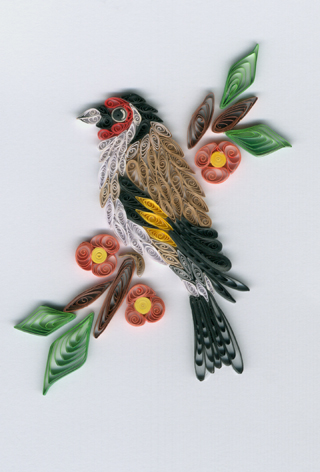 Quilling Calligraphy And Folk Art Classes In The East