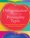 Book cover for Differentiation Through Personality Types