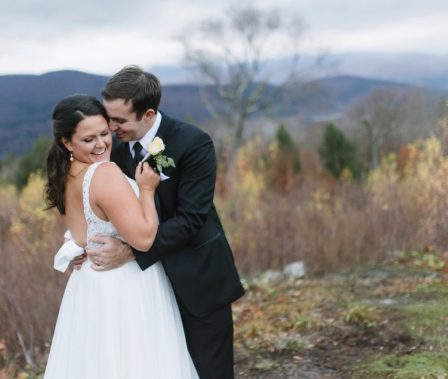 Danny Ashleys Loon Mountain Wedding