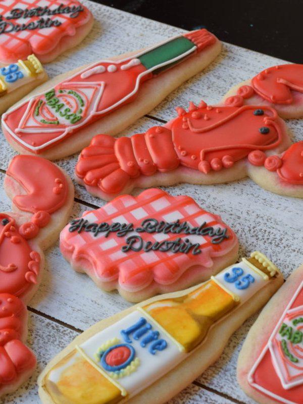 Custom Cookies by The Bearded Baker