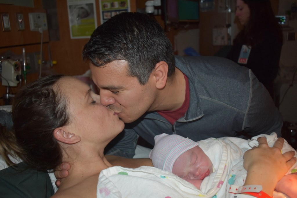 Jacob's birth family photo