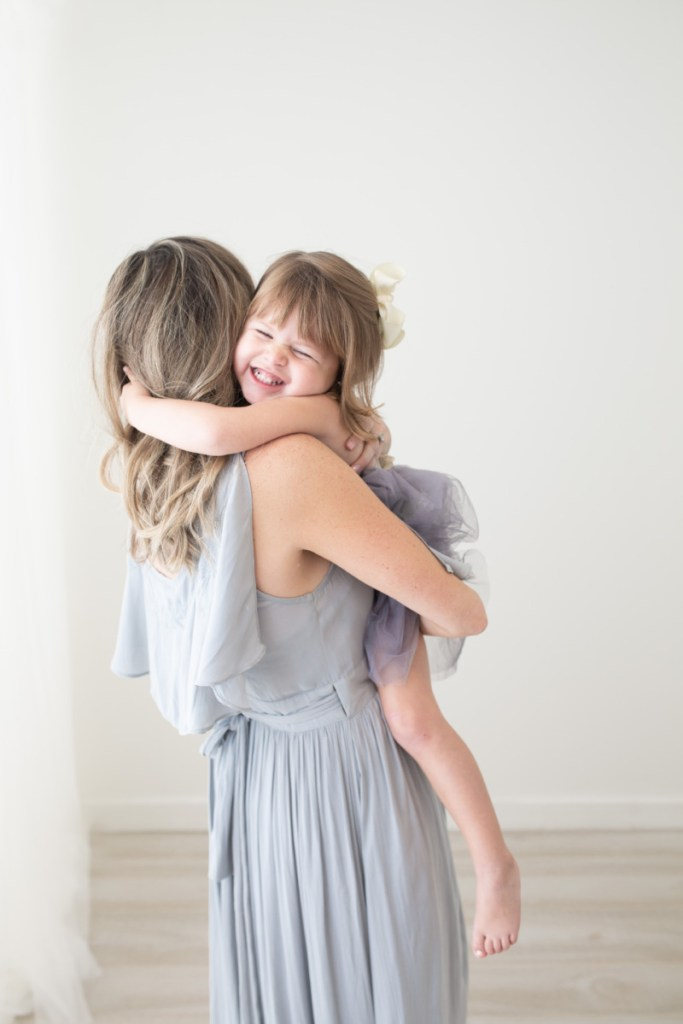 Mother daughter hug, Amy Osborne Photography