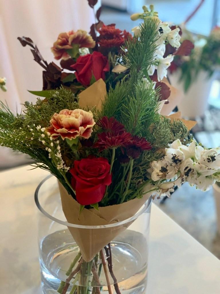 Bramble & Bee bouquets