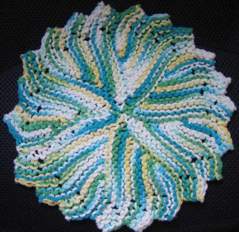 Bonito Easy Knitting Dishcloth Patterns For Beginners Molde - Ideas ...