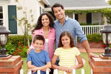 middle class happy hispanic retire term