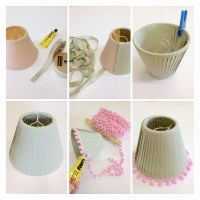 Making a Ribbon Lampshade - Jane Means