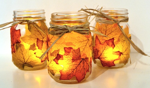 10 easy fall craft