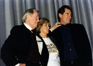 With Peter O'Toole and Timothy Dalton