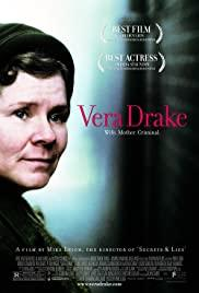 Vera Drake- film by Mike Leigh