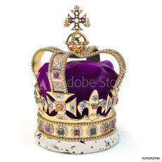 Crown similar to King Edwards Crown