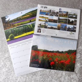 Colours of Kent 2019 Calendar
