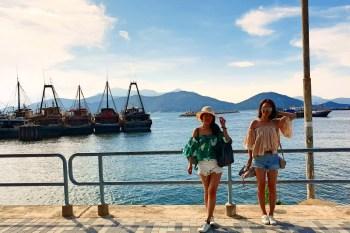 【香港】離島長洲半日遊,悠閒漫步體驗不一樣的香港