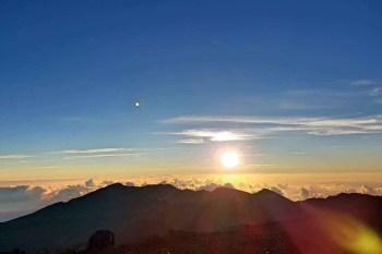 【夏威夷-Maui】茂宜島Haleakala火山公園看日出 - 記得要預約阿!