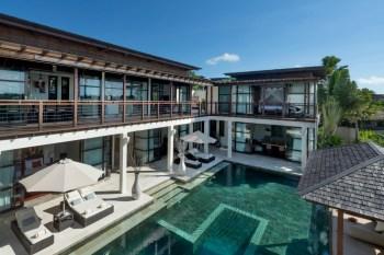 【峇里島Bali】住宿推薦:入住真正的私人Villa,金巴蘭「海灣之丘」,別墅含包車親子旅行好簡單