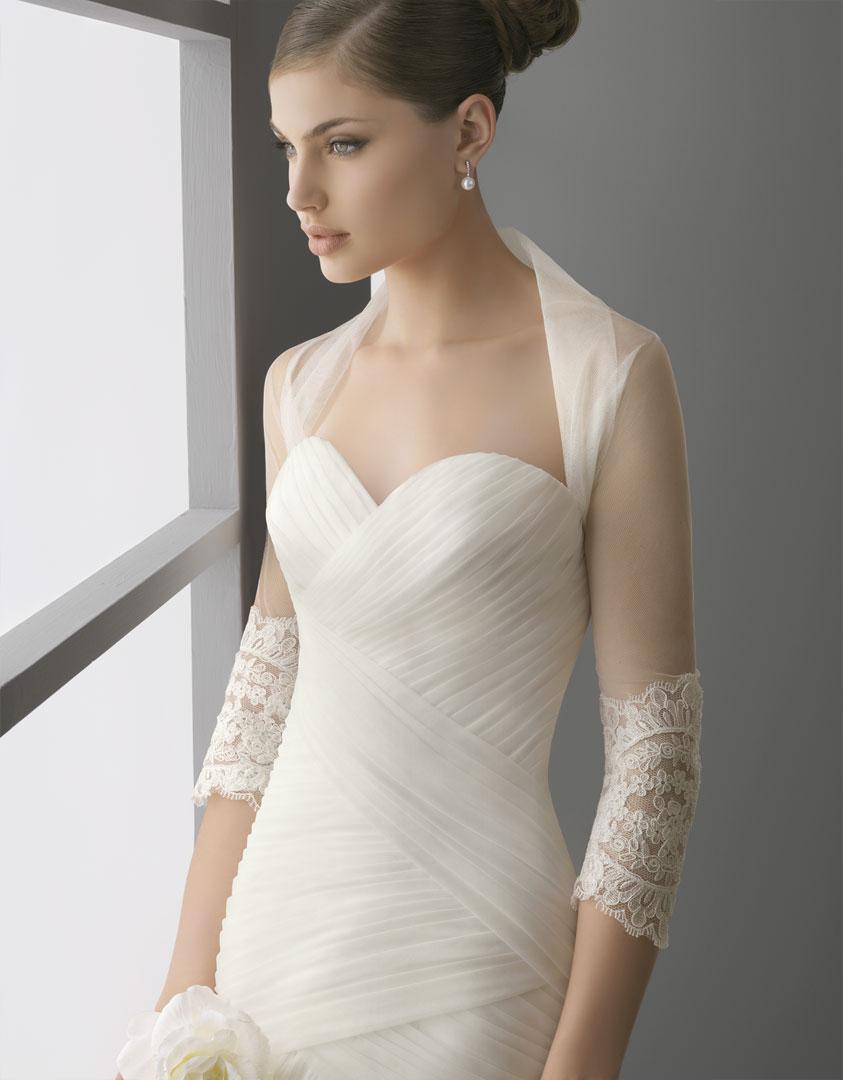 Wedding Dress Boleros And Shrugs