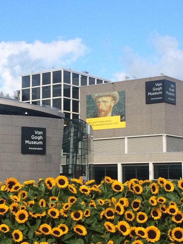 Visit Van Gogh Museum Amsterdam Jane Perkins