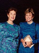 Jane Pinel & Jean Kennedy Smith