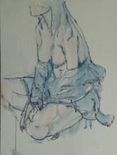 The Blue Wrap