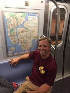 Davey Subway