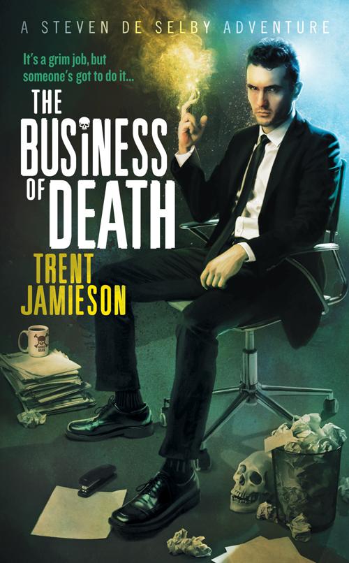 Trent Jamison 2