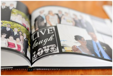 photo book pages