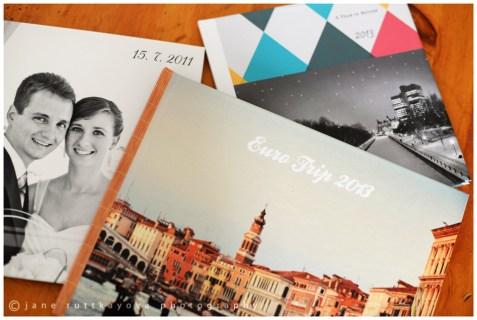 3 photo books by Jane Ruttkayova
