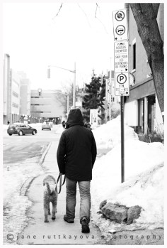 Walking Molly
