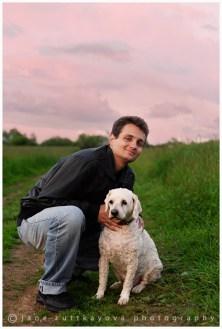 Ben & Woofy