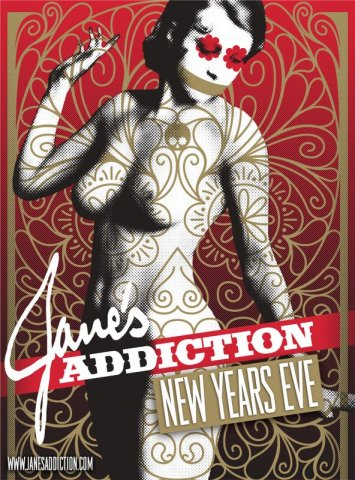 Jane's Addiction New Year's Eve