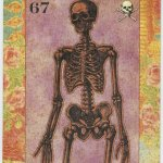 A Cabinet Of Curiosities Limited Edition Dave Tarot Card