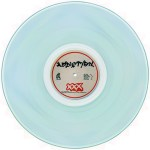 Jane's Addiction Clear Vinyl Side 2