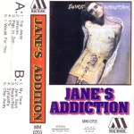 Jane's Addiction Poland Tape Cover